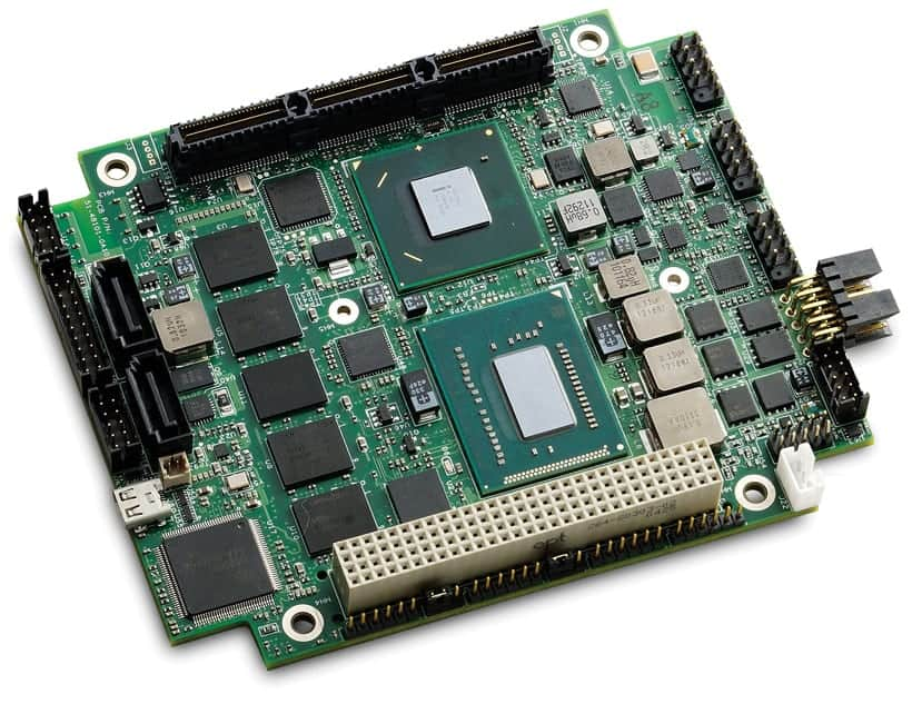CoreModule 920 PCI 104-Express Rugged SBC for UAVs and Robotics for UAVs and Robotics