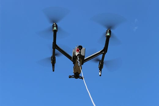 Drone Aviation FUSE Tether System