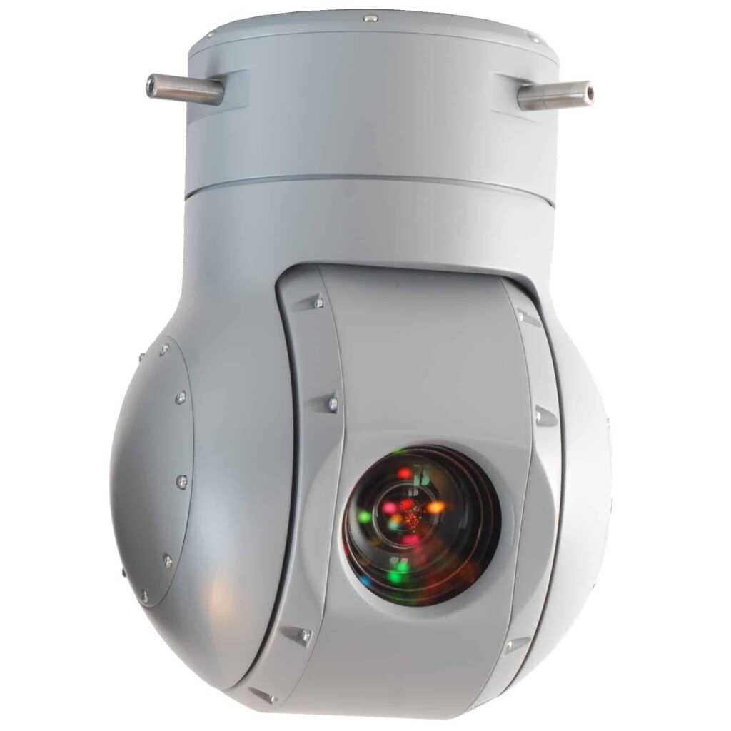 Gyro-Stabilized EO/IR Gimbals and LWIR Cameras for UAS ...