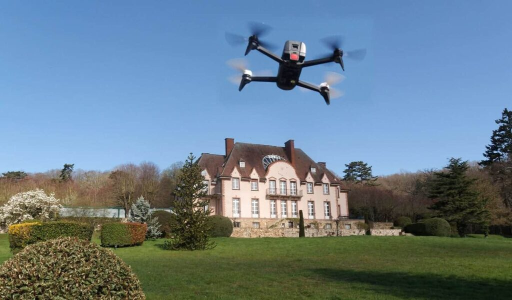 Pix4D drone mapping