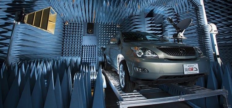 University of Waterloo autonomous car testing