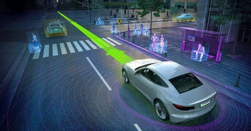 Tesla Self Driving Car Artificial Intelligence