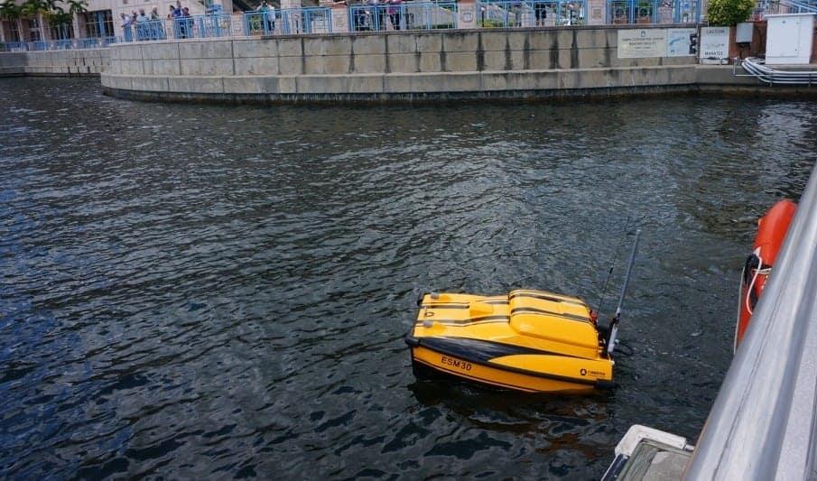 ESM30 Unmanned Surface Vessel