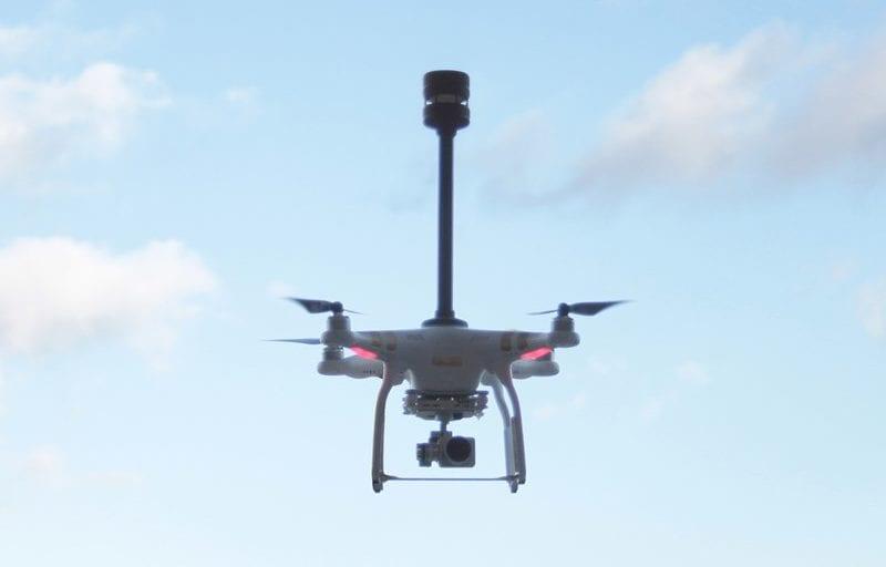 FT205 drone ultrasonic sensor