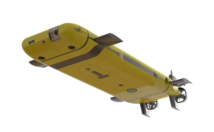 Kraken Thunderfish AUV