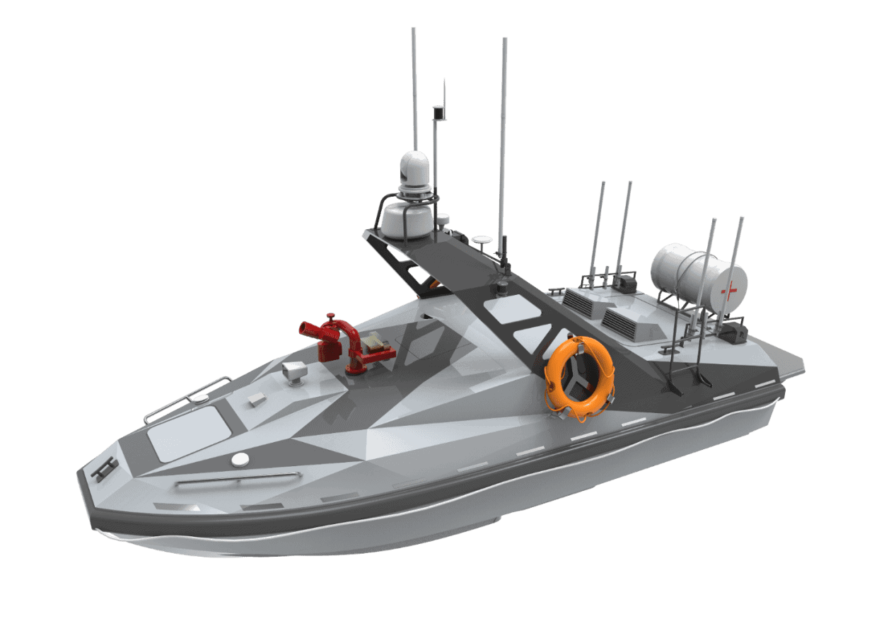 L30 Fire Control and Rescue USV
