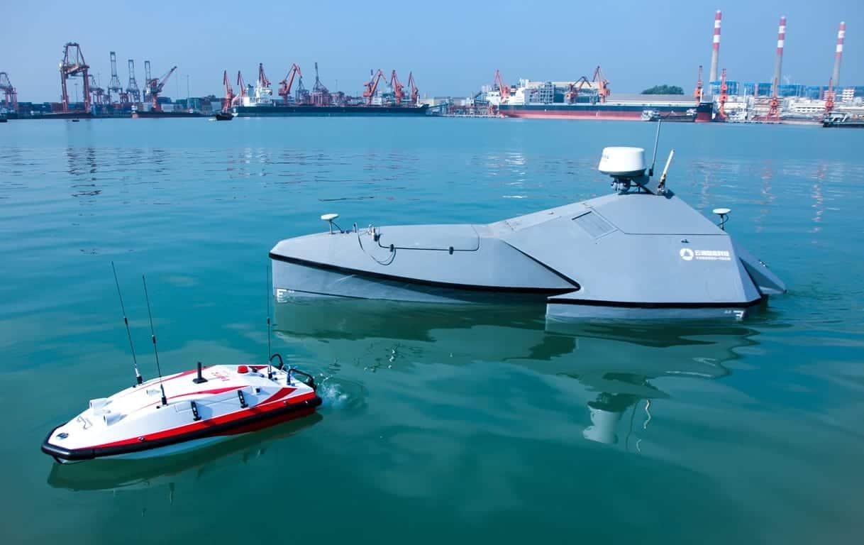 Oceanalpha Unmaned Vessels