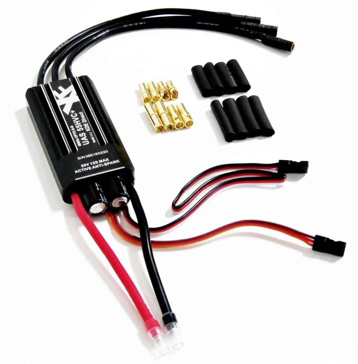 UAS Electronic Speed Controllers