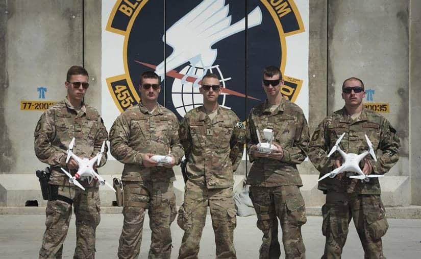 US Air Force counter-UAS program