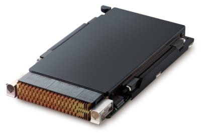 VPX3001 Rugged 3U Processor Blade for UAVs and Robotics