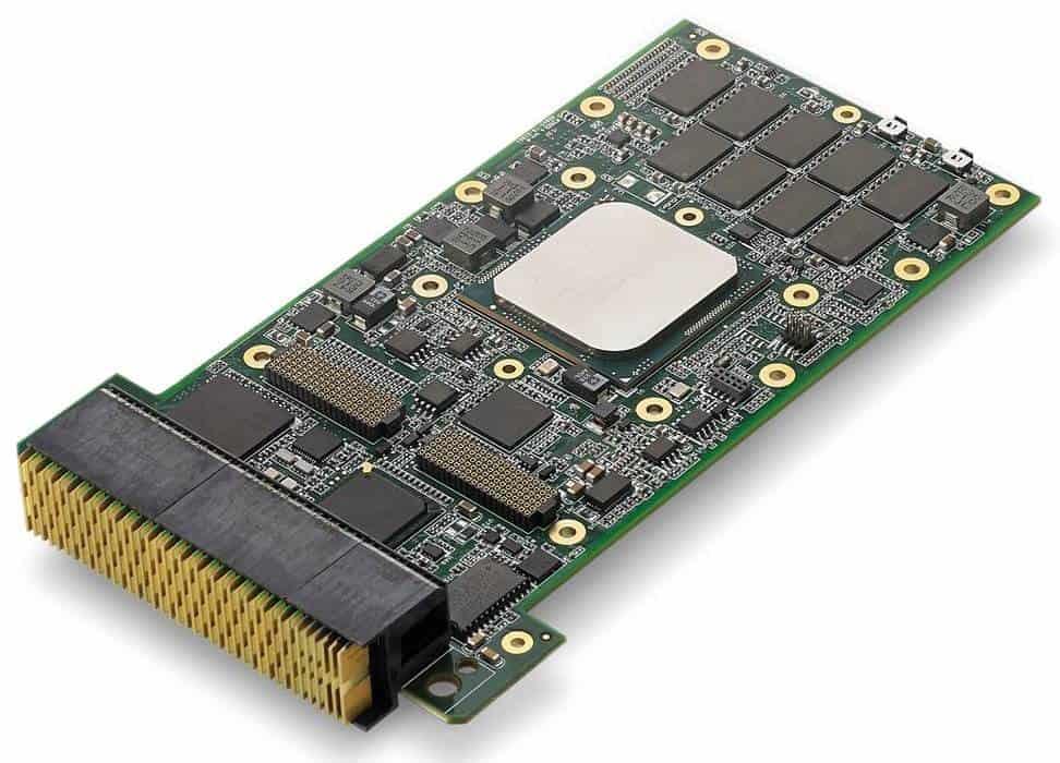 VPX3010 Rugged 3U Processor Blade for UAVs and Robotics