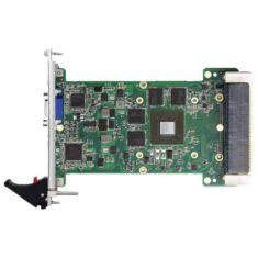 VPX3G10 3U GPGPU Blade for UAVs and Robotics