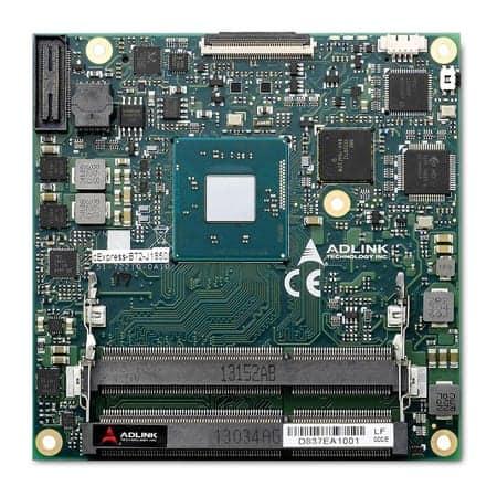 cExpress-BT2 Type 2 Compact COM Express Module for UAVs and Robotics