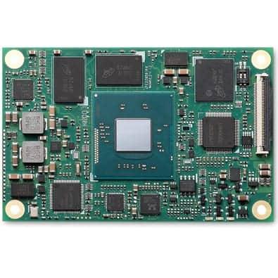 nanoX-BT Mini Type 10 COM Express Module for UAVs and Robotics