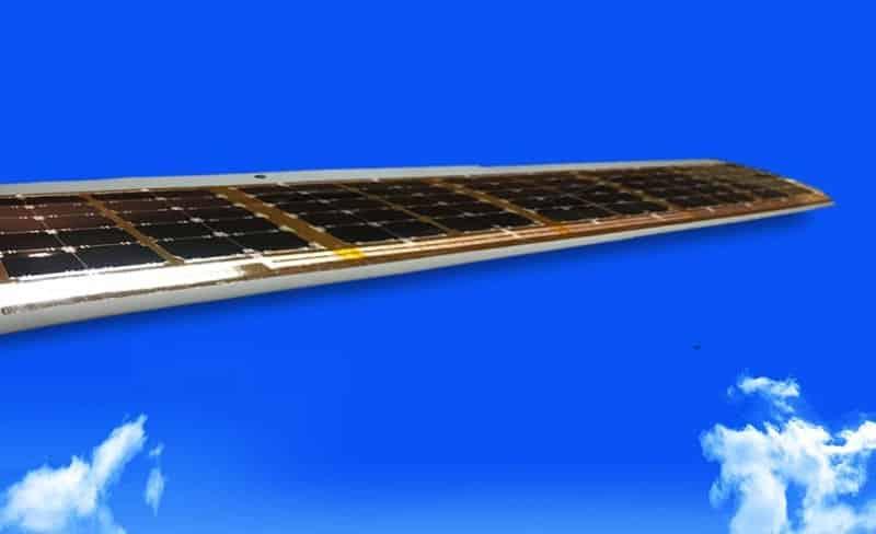 Bye Aerospace StratoAirNet solar wing