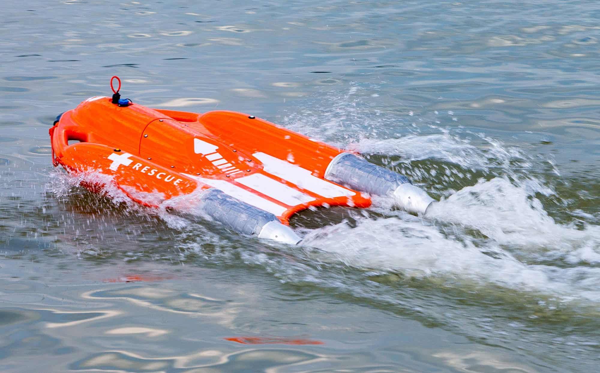 Dolphin I Smart Lifebuoy