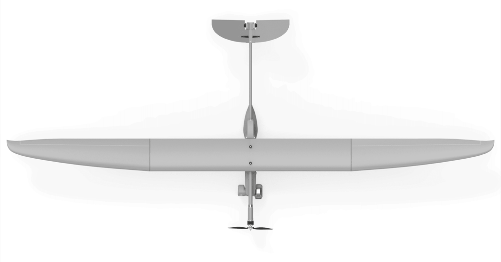 EOS Fixed Wing sUAS Drone