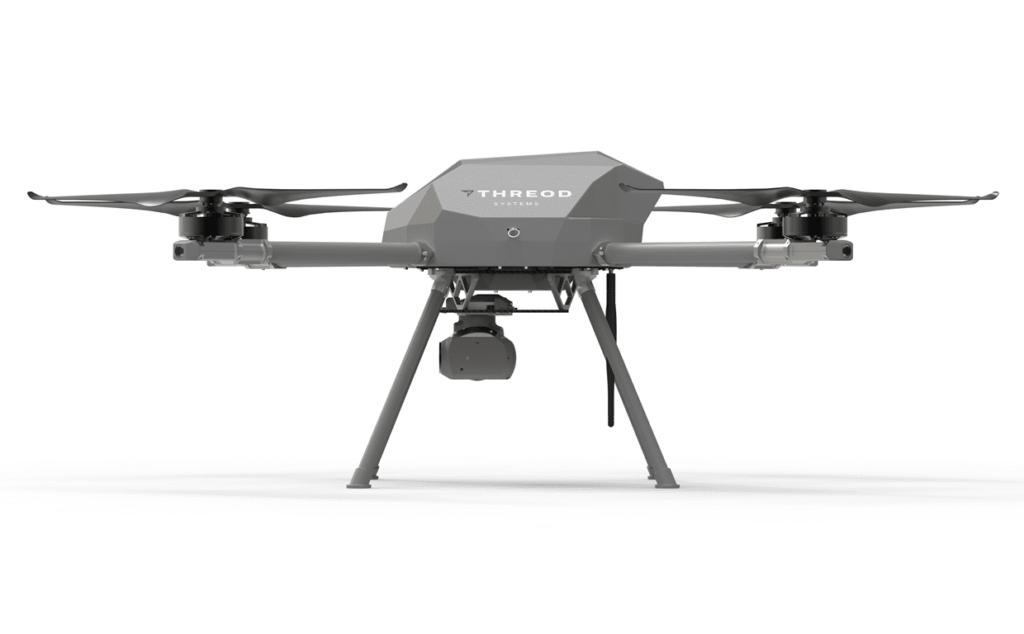 KX4-LE VTOL UAV Platform