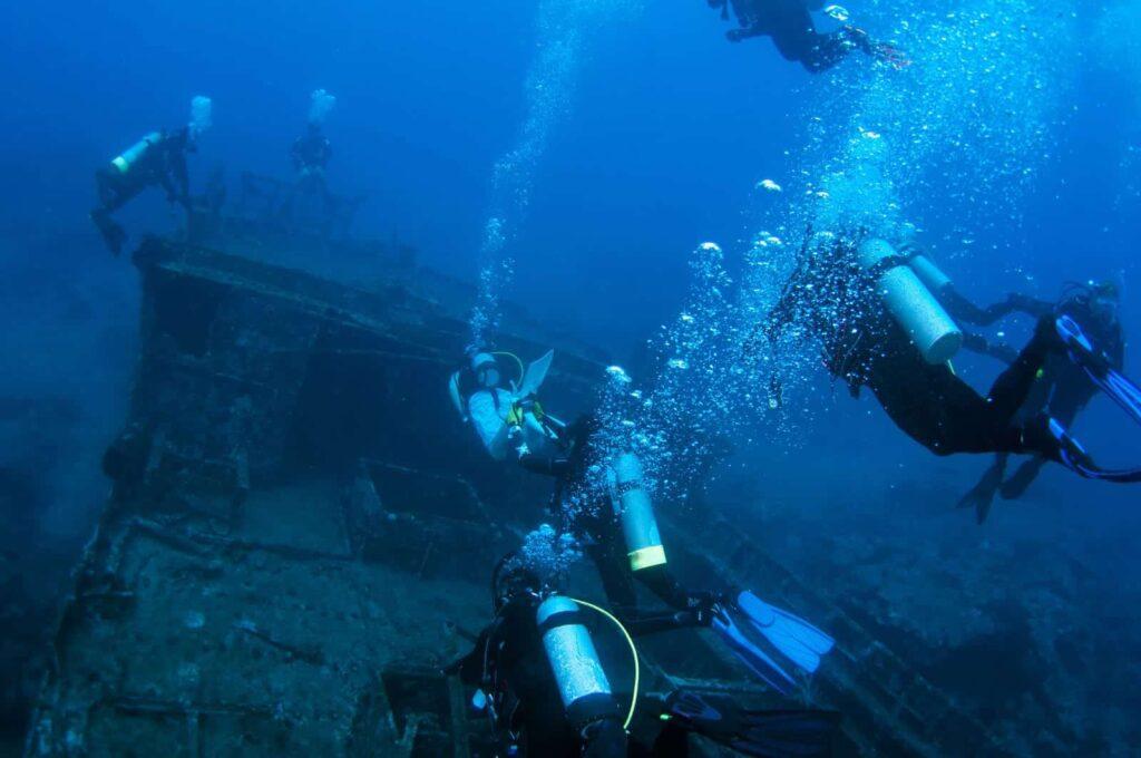 Qinetiq underwater communications technology