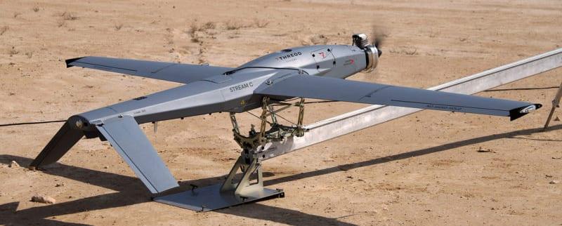 Stream C fixed wing UAV