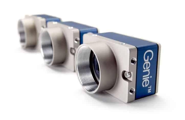 Teledyne DALSA Genie cameras
