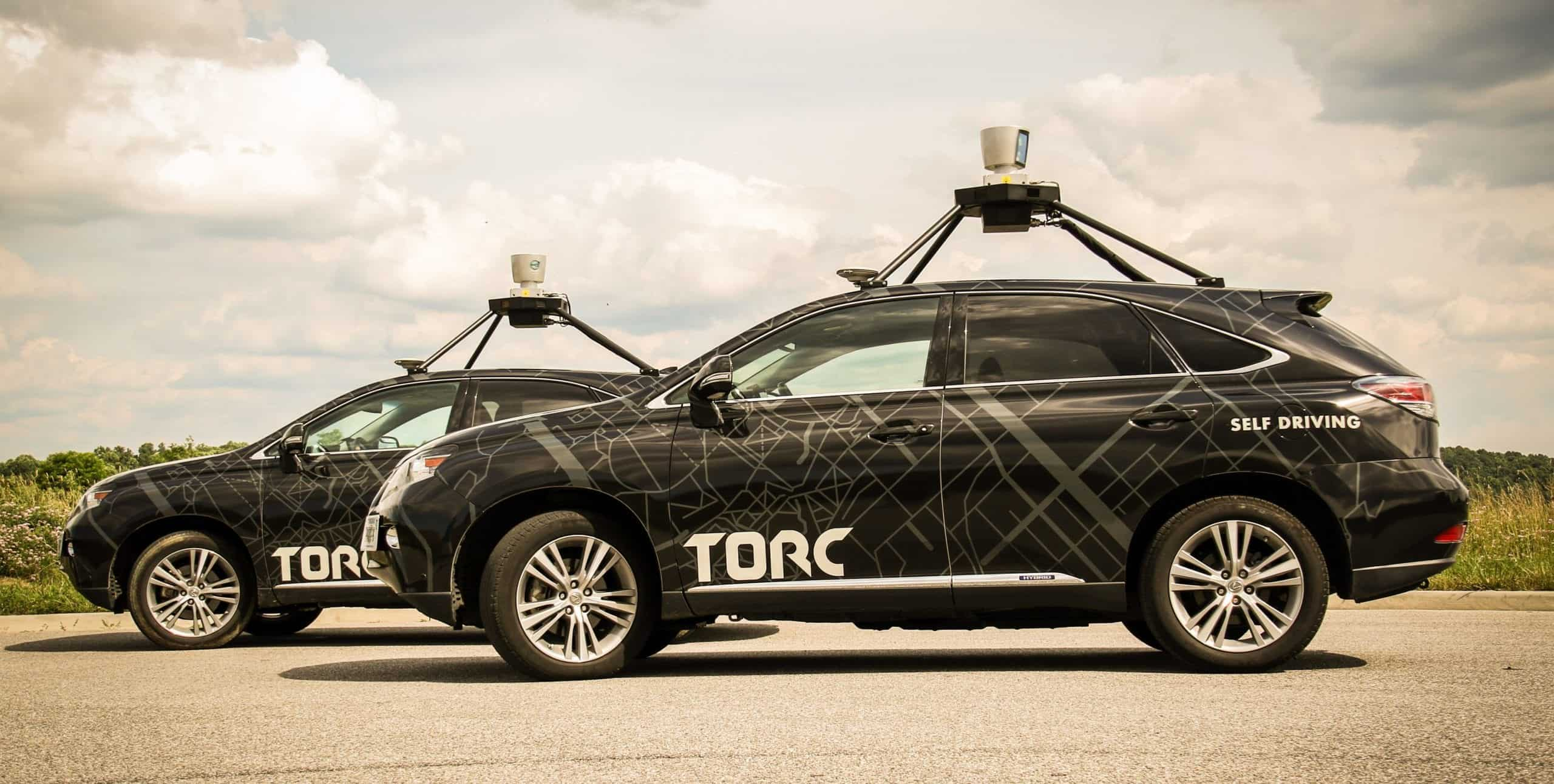 Torc Robotics Self-Driving Car