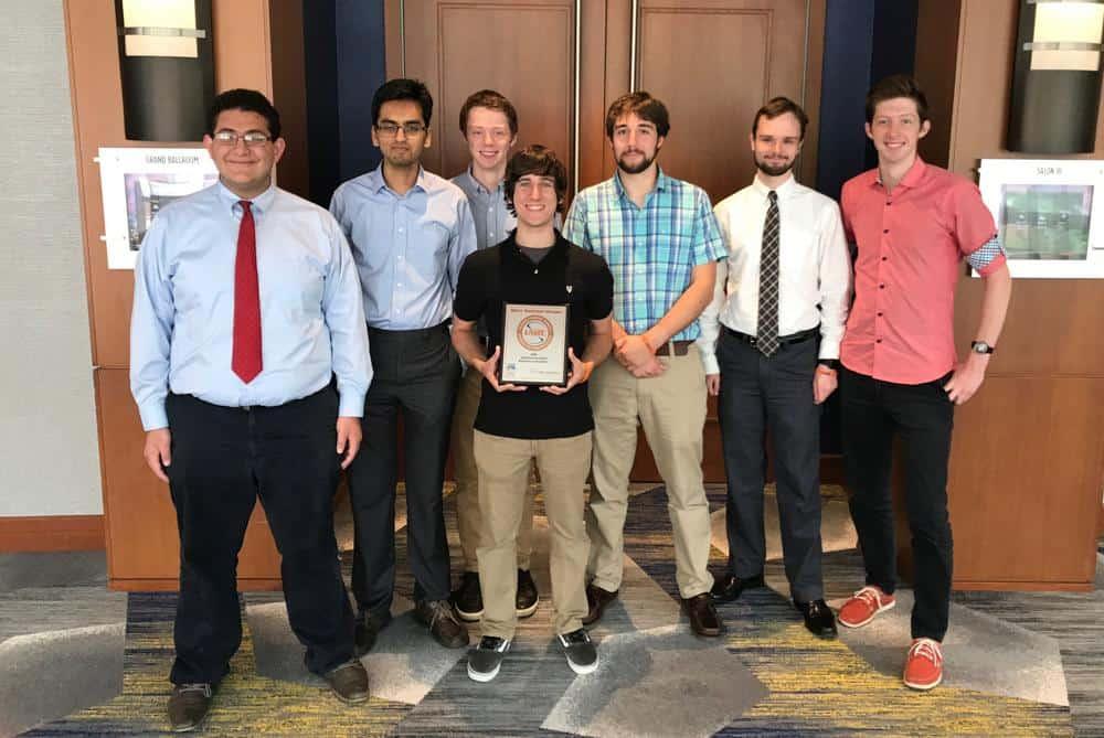 University of Pittsburgh RAS team