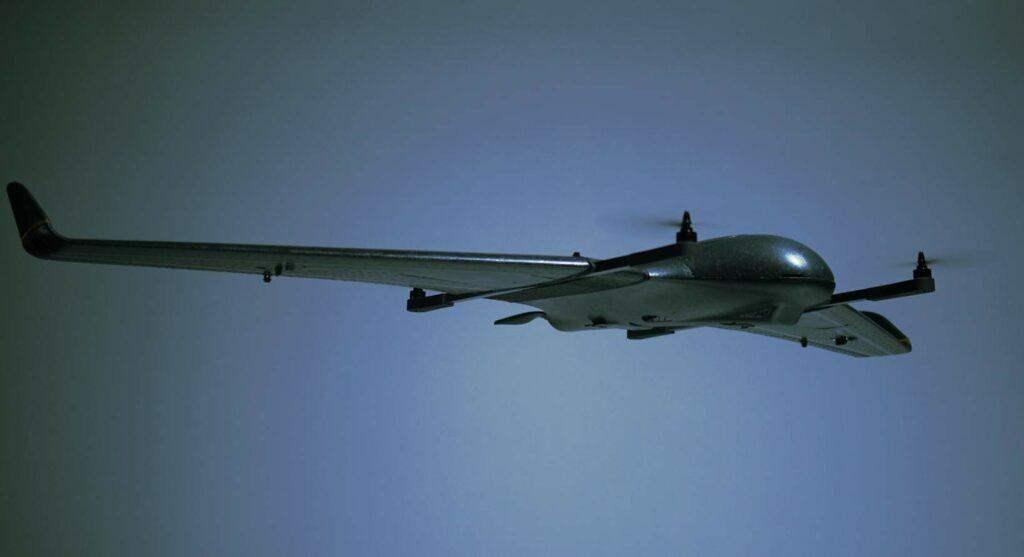 Vertical Technologies DeltaQuad VTOL UAV