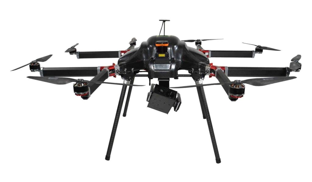 Commercial UAV Equipment Leasing