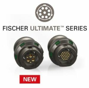Fischer Connectors UltiMate ultra-rugged connectors