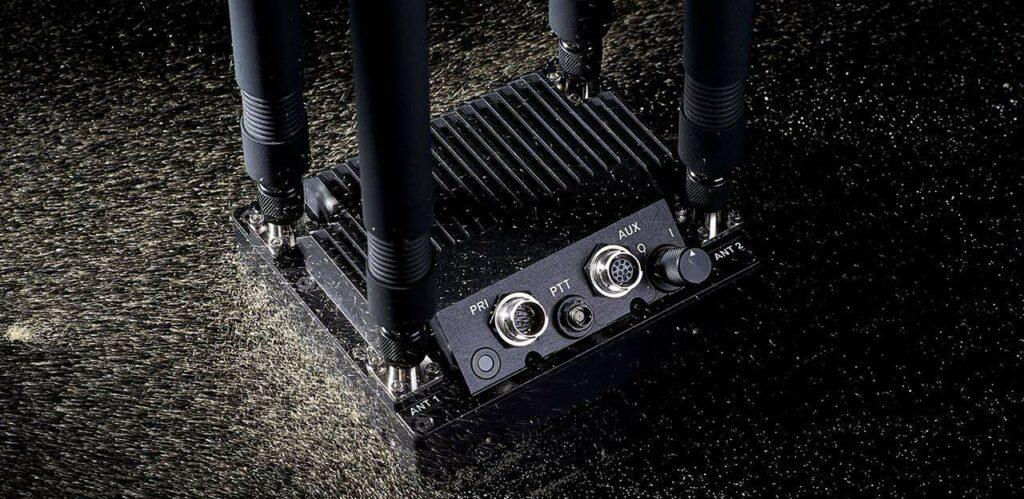MIMO Radios and UAV Data Links
