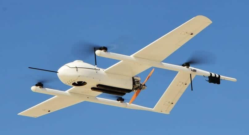 LiDAR-Equipped Hybrid Long Distance UAV Unveiled | Unmanned
