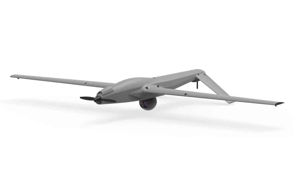Threod Systems Stream C Tactical UAS