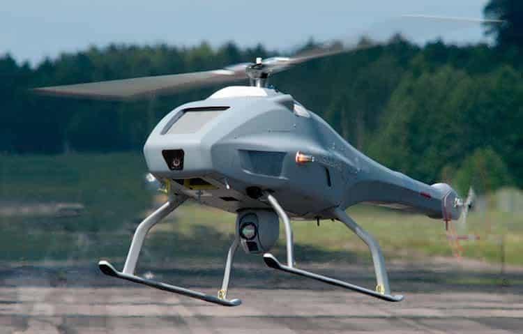 UMS SKELDAR V-200 unmanned aircraft