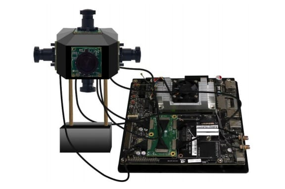 e-con Systems Launches Six-Camera HD Solution for NVIDIA