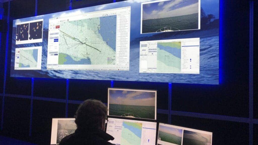 ASV Global Unmanned Vessel Control Centre
