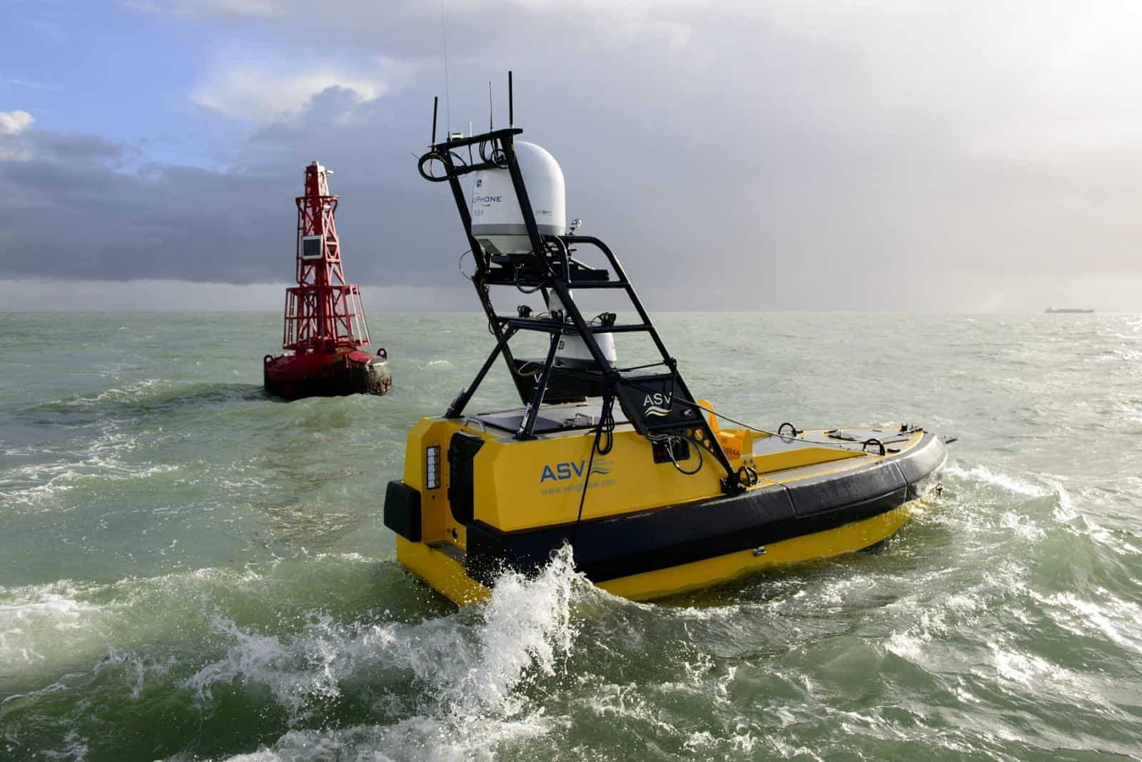 Unmanned Surface Vehicles Usv Unmanned Marine Systems