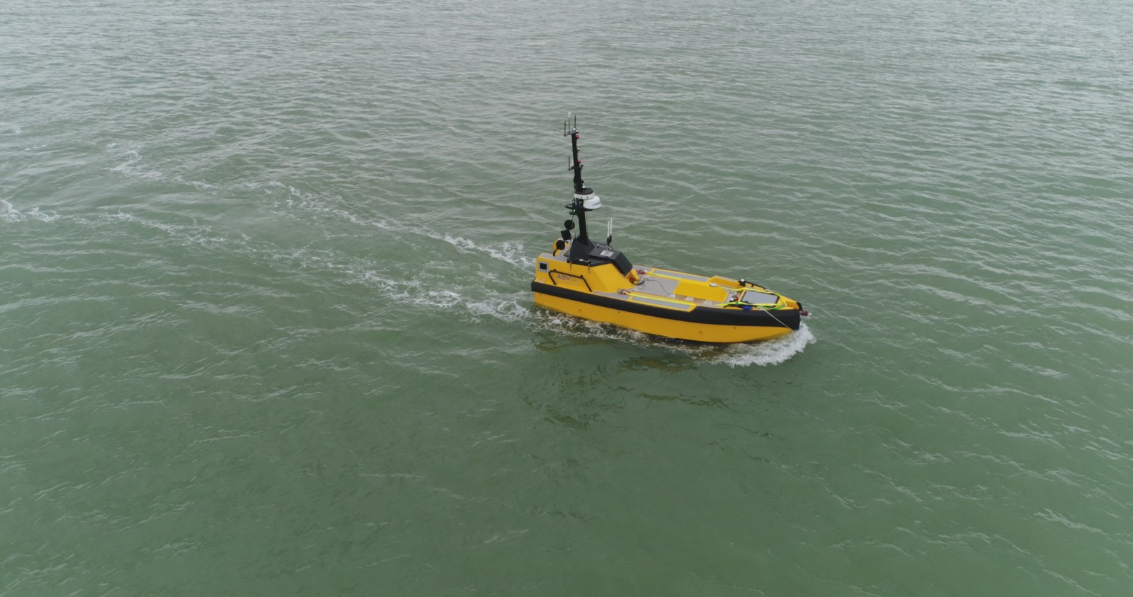 C-Worker 7 Ocean Surveying USV