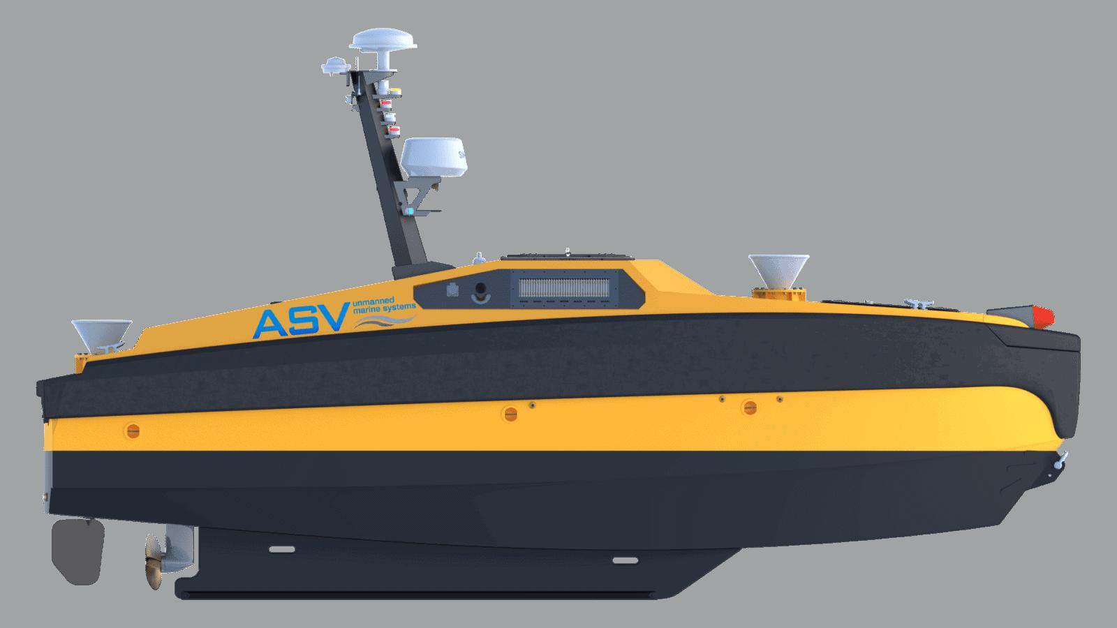C-Worker 8 Multi-Role Offshore ASV