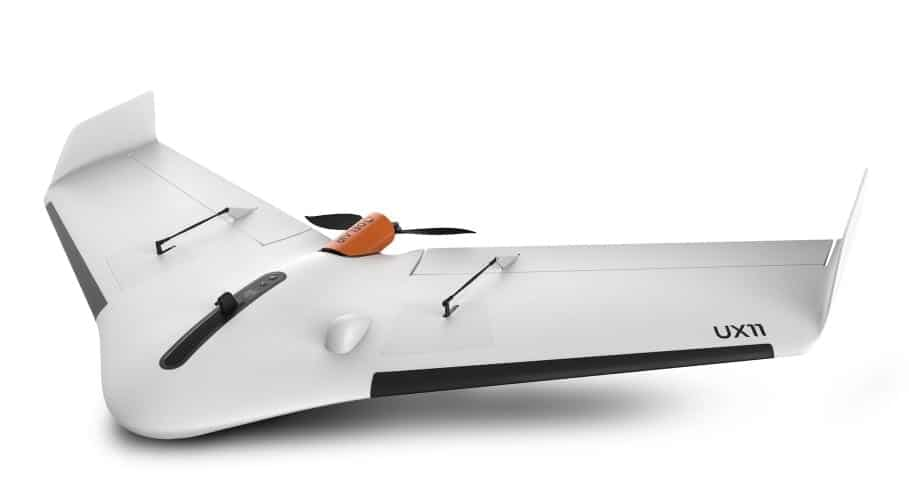 Delair UX11 mapping drone