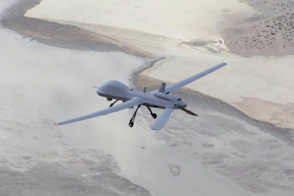 MQ-1C ER Gray Eagle Extended Range UAS