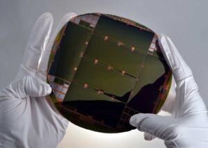 MicroLink IMM solar cell