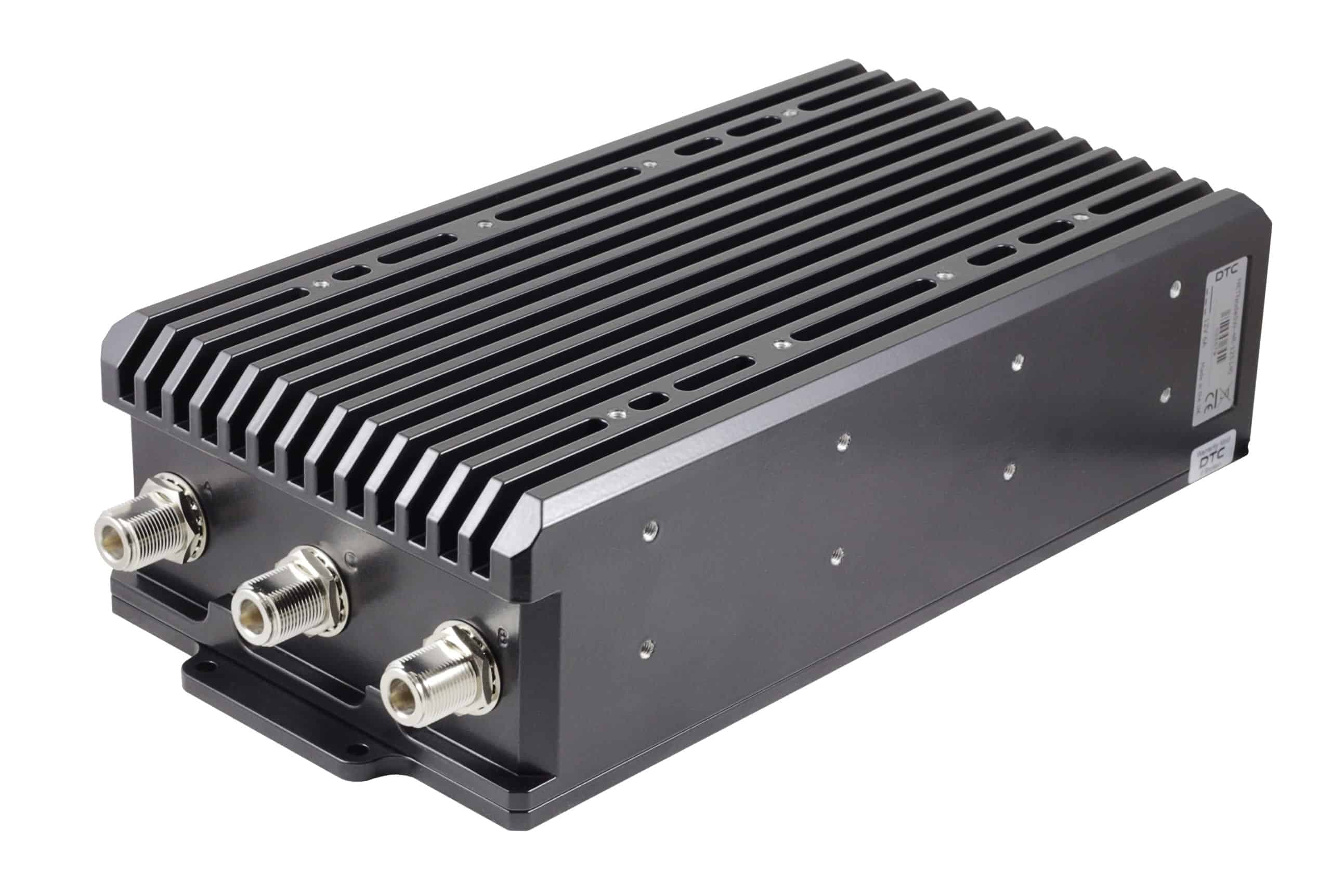 NETNode Robust 5W IP Mesh Radio for Robotics, UGVs and USVs