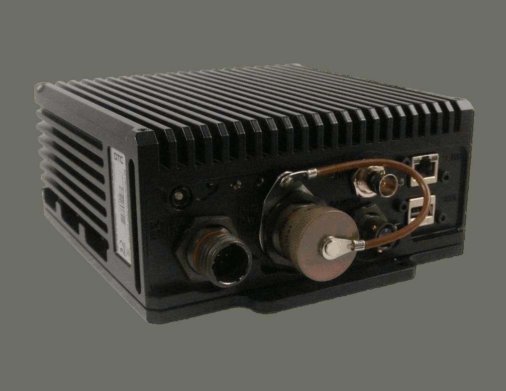 NETNode 5 Robust Mobile IP Mesh Radio for Robotics and Drones