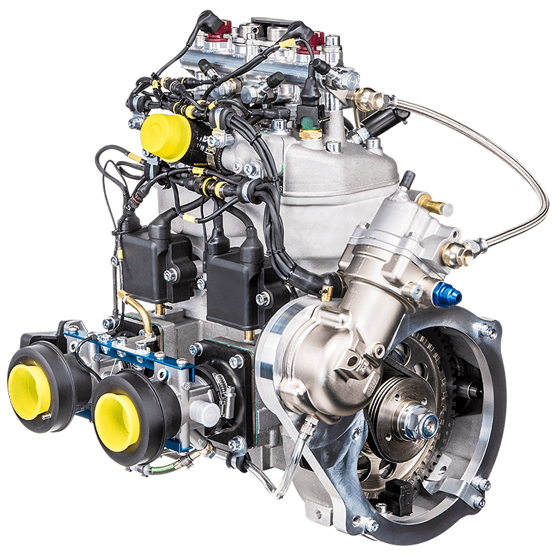35 Series 60HP UAV Engine