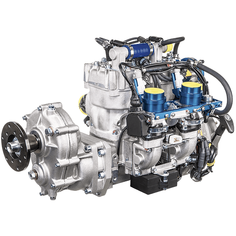 41 Series 60HP UAV Engine