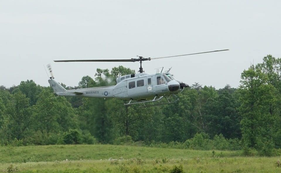 Aurora Flight Sciences Optionally-Piloted UH-1H Helicopter