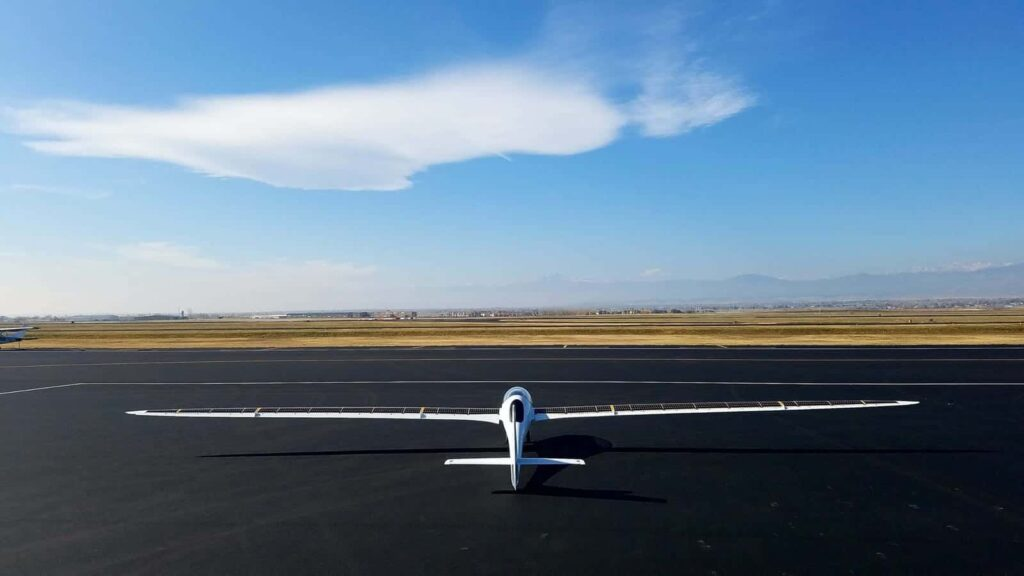 Bye Aerospace StratoAirNet UAV