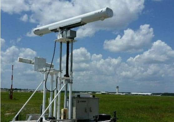 Florida Airport Installs Dual Bird Drone Detection Radar