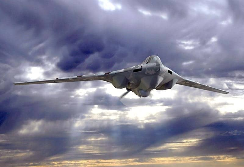 Lockheed Martin Fury UAV